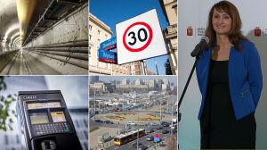 Metro, parkowanie, zmiany w centrum. Oto plany nowej wiceprezydent
