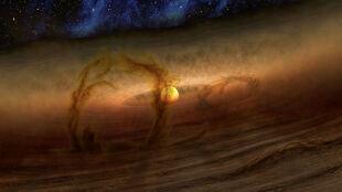 Naukowcy NASA mają nowy pomysł na to, jak tworzy się planeta