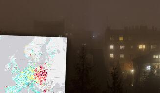 Jest bardzo źle. Fatalna jakość powietrza na południu Polski