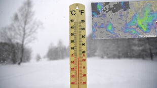 Pogoda na 5 dni: Zima poddała się tylko na moment. Znów będzie śnieżyć