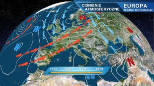 Ciepłe powietrze wypchnie z Polski zimno