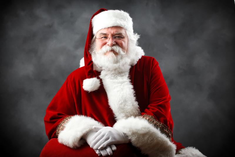 Święty Mikołaj (Shutterstock)
